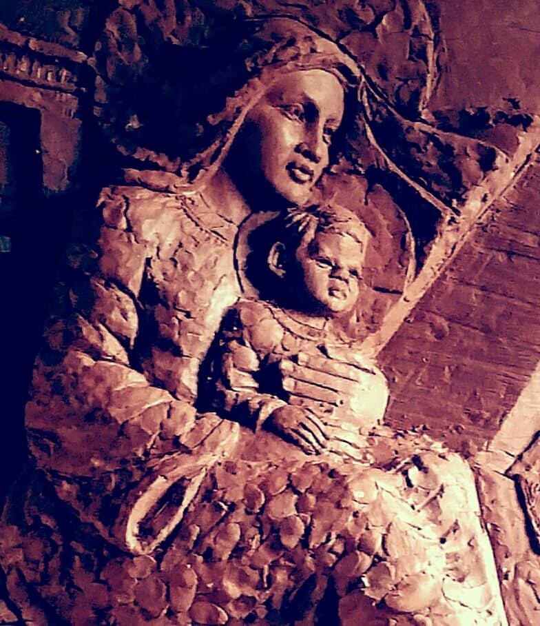 """الفنان جرجس الجولي يُجسد """"رحلة الهروب إلى مصر"""" في لوحة"""