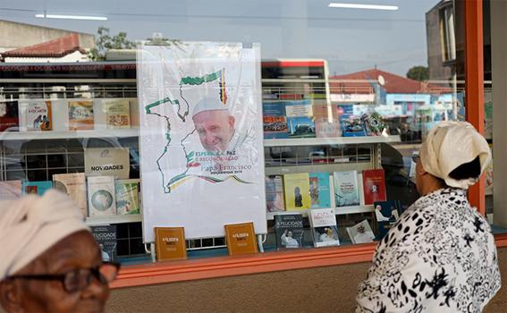 البابا فرنسيس يقوم بزيارة ثلاث دول إفريقية ضمن الدول الأفقر عالميًا