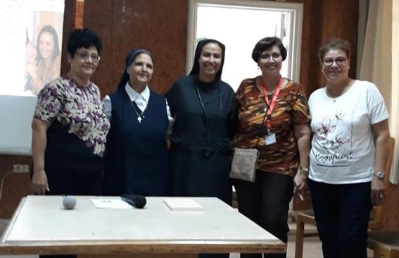 """""""ثقافة الإستماع للآخر""""...في ثالث أيام مؤتمر لجنة المرأة بمجلس كنائس مصر"""