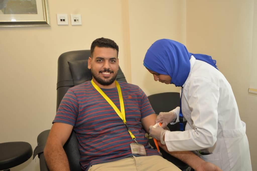 """مستشفي شفاء الأورمان تفتتح المقر المتكامل لـ""""بنك الدم"""" بالصعيد"""