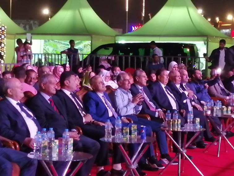 جهاز مدينة 6 أكتوبر يحتفل بالعيد القومي الـ ٤٠ للمدينة