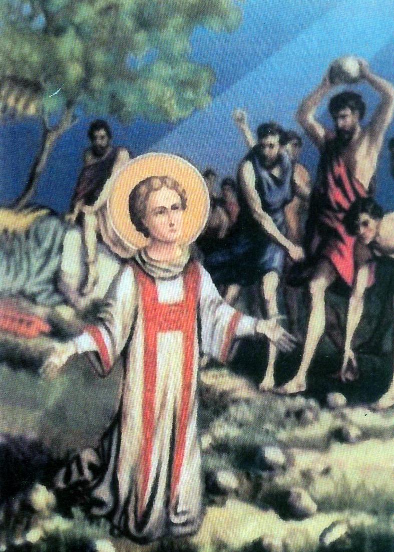 صورة قبطية ..الشماس الأول في الكنيسة القبطية