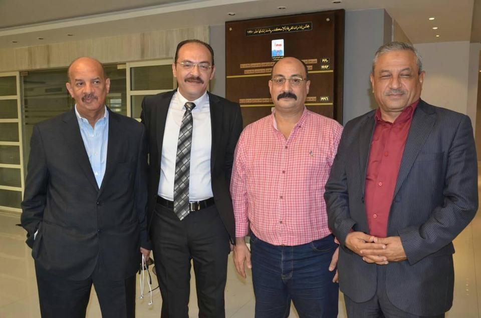 هيئة تنشيط السياحة بالإسكندرية تستقبل وفد من دبي