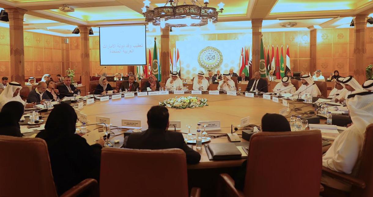 """الإمارات تستعرض تقريرها الدوري الأول بشأن """"الميثاق العربي لحقوق الإنسان"""""""