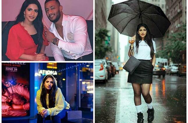 محمد رمضان يشكر نور ستارز بطلة  كليبه الجديد
