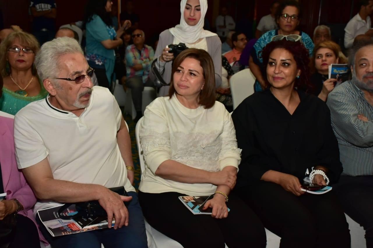 الفنان محمود قابيل: المؤسسة العسكرية لها الفضل فيما وصلت إليه في حياتي