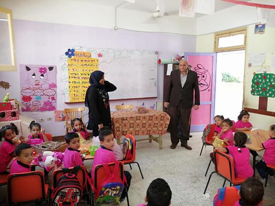 مدارس أسوان تحتفل بذكر نصر أكتوبر