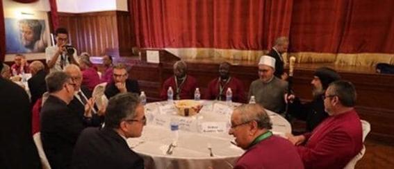 وزير الآثار يشارك بافتتاح مؤتمر مجلس الكنائس الأسقفية لجنوب الكرة الأرضية