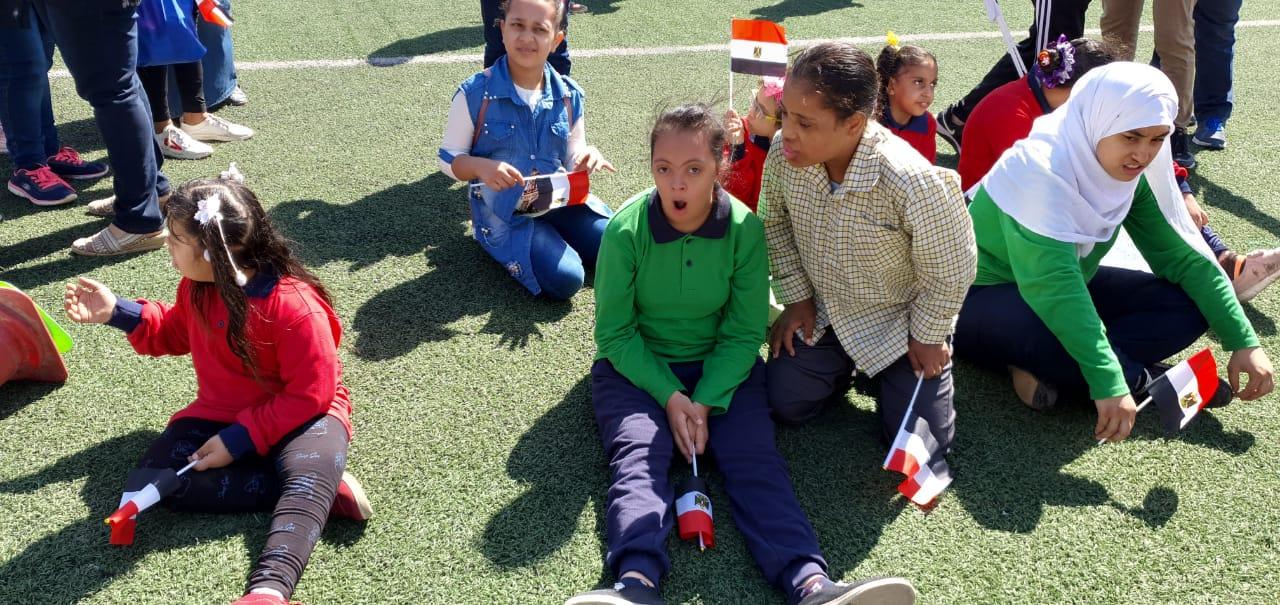 """""""التعليم"""" تنظم احتفالية للطلبة والأطفال من ذوي الاحتياجات"""