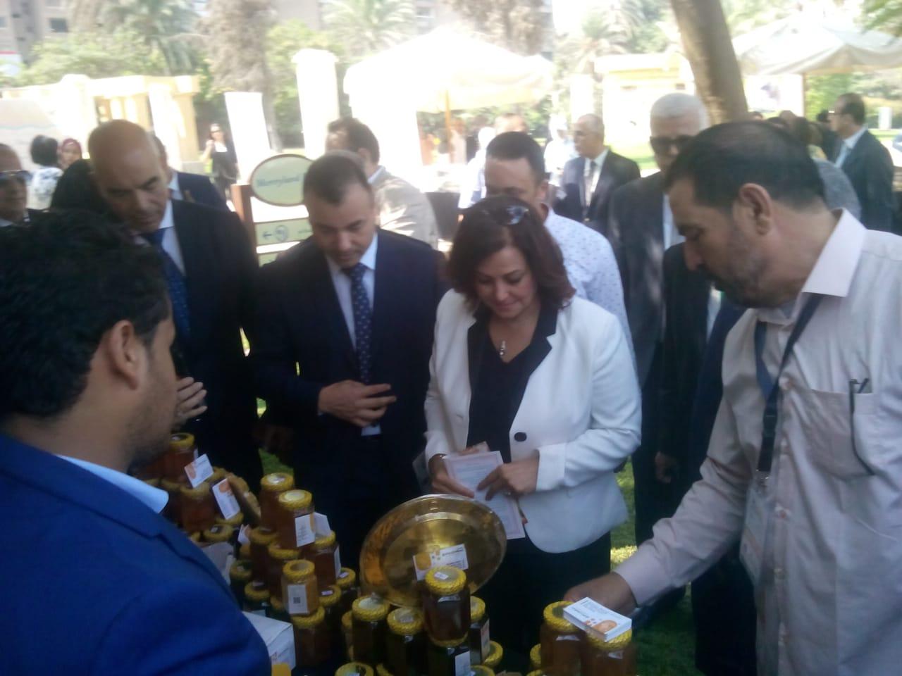 إنطلاق أول مهرجان مصري لعسل النحل