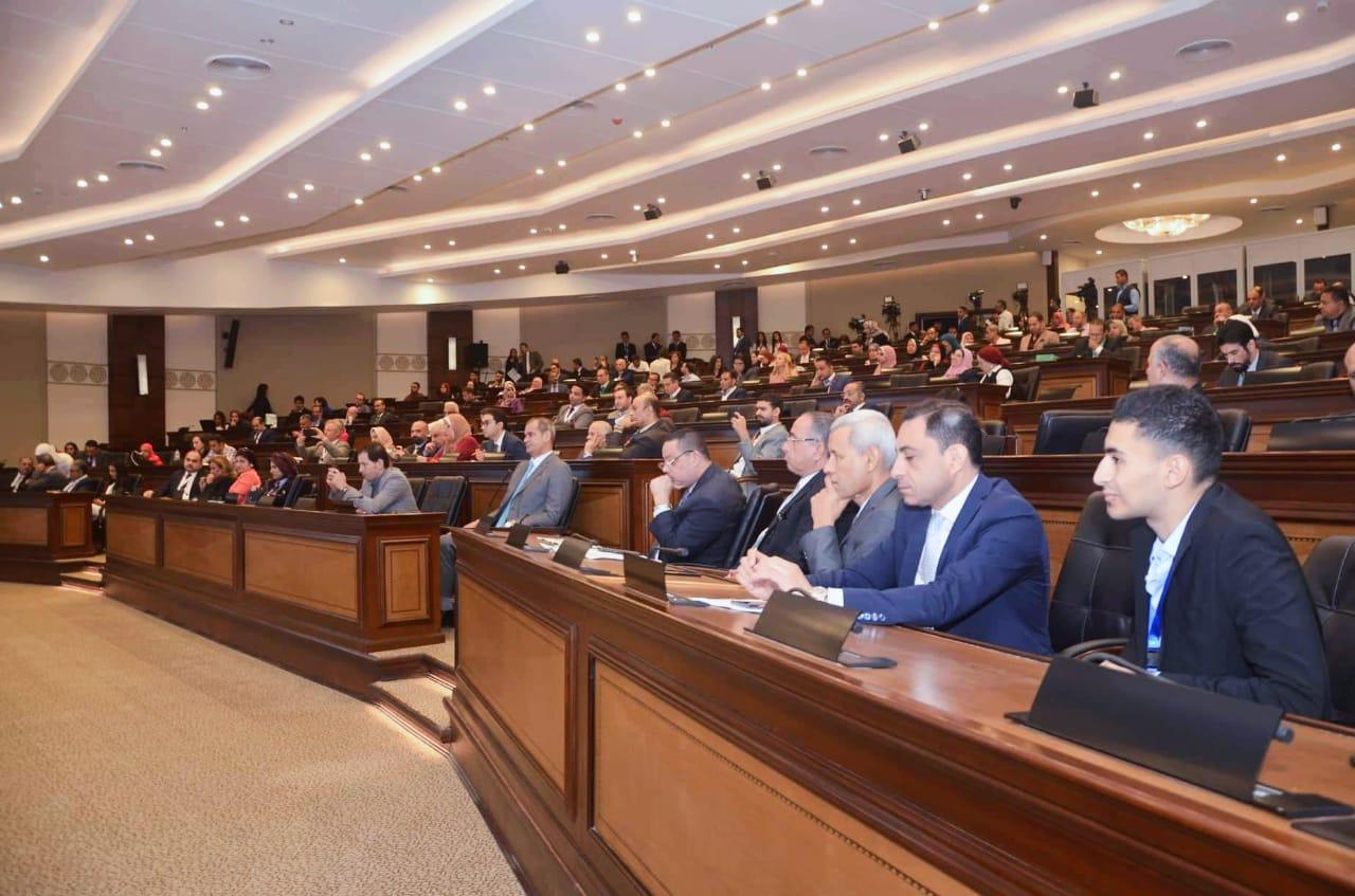 """""""المرأة المصرية في الخارج وأسواق العمل العالمية"""" أحدى جلسات مؤتمر """"مصر تستطيع"""""""