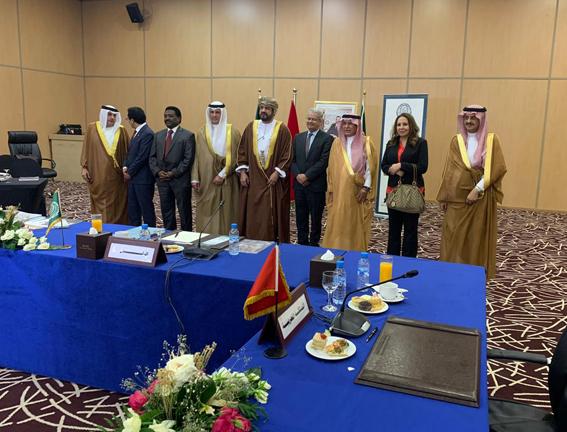 وزارة التخطيط تشارك في اجتماعات المجلس التنفيذي للمنظمة العربية للتنمية الإدارية بالمغرب