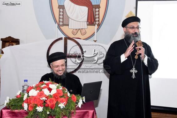"""القمص داؤد لمعى بـ """" كيف أقدم مسيحي """" : الوصية العظمى للسيد المسيح هى اذهبوا وتلمذوا جميع الأمم"""