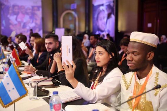 الأمم المتحدة تطلق نموذج المؤتمر الدولي للسكان للشباب في القاهرة