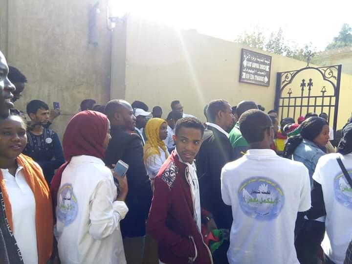 """ضمن فعاليات ملتقى إفريقيا لنشر السلام المجتمعى """"بنكمل بعض"""""""