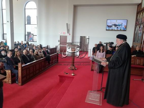 وكيل كنائس شيكاغو يروي بناء أول كنيسة بشيكاغو وزيارات البابا شنودة الثالث