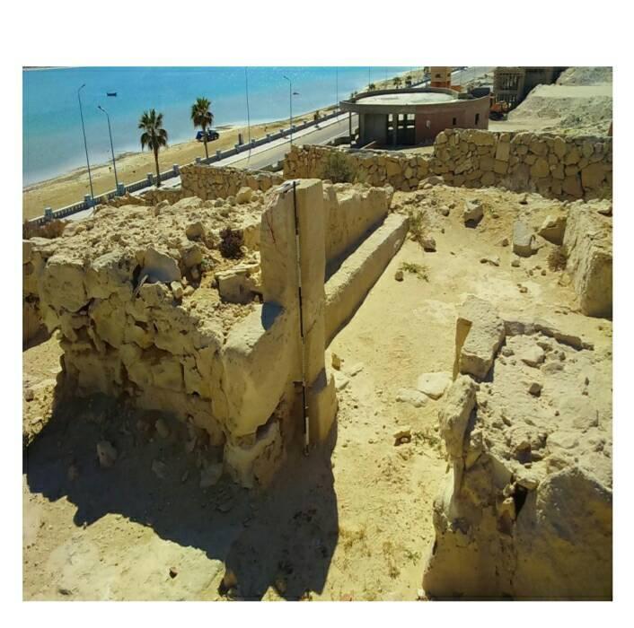 أثار الاسكندرية: تحديد حرم الموقع الأثري لكنيسة السواني البحرية
