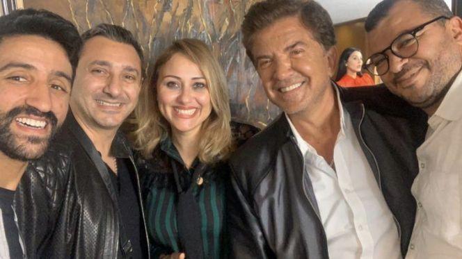 وليد توفيق يعود للتمثيل في مسلسل مغربي