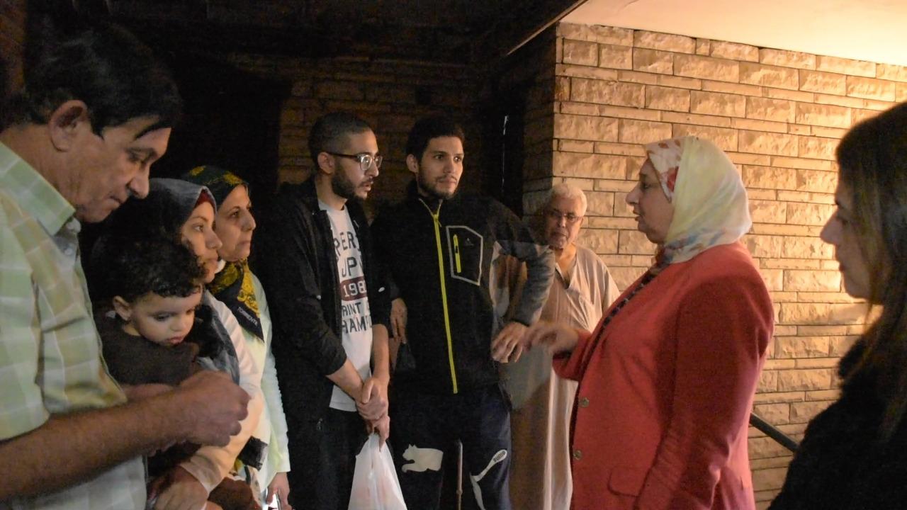 محافظ الإسكندرية يكلف بالانتقال لموقع العقار ووقف أعمال التخريب به