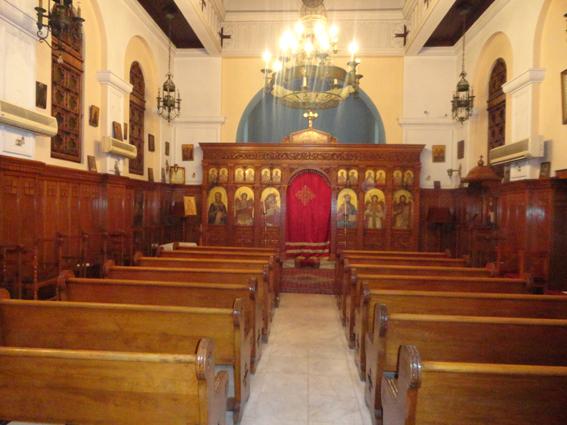 كنيسة القديس انطونيوس بالشاطبى تقيم ندوة ثقافية عن العصر البطلمى