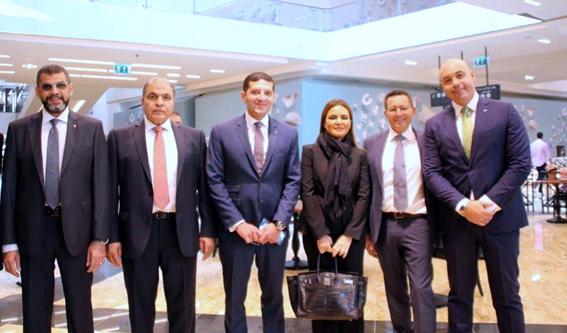 وزيرة الاستثمار والتعاون الدولي تشهد توقيع بروتوكول تعاون بين الهيئة العامة للاستثمار والبنك الأهلي المصري
