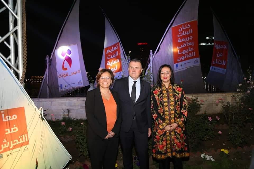 """القومى للمرأة يدشن حملة """" مراكب النيل """" ضمن الاحتفال بمناهضة العنف ضد المرأة"""""""
