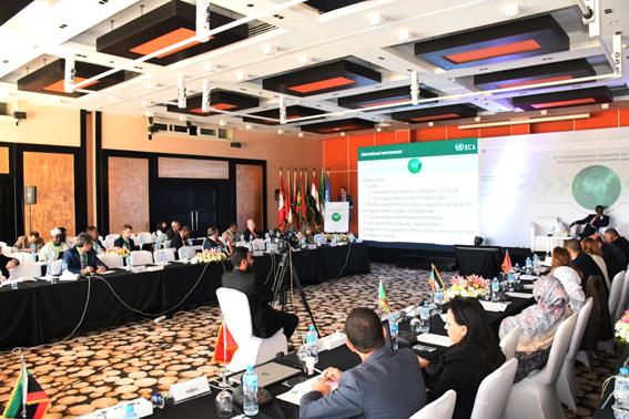 لليوم الثالث على التوالي.. وزارة التخطيط تواصل فعاليات مؤتمر لجنة الخبراء الحكومية الدولية