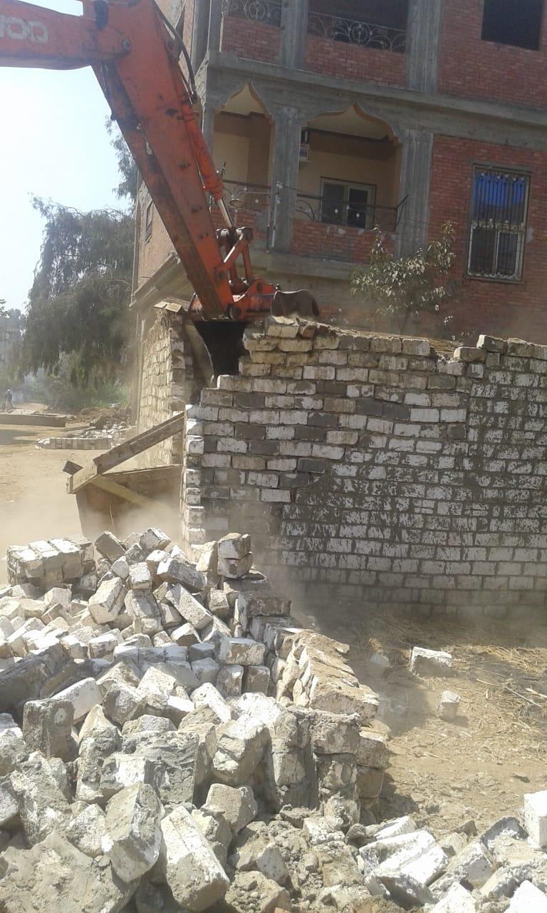 """وزارة الرى: """"تنفيذ 259 ألف إزالة على نهر النيل والمجاري المائية منذ الحملة القومية"""""""