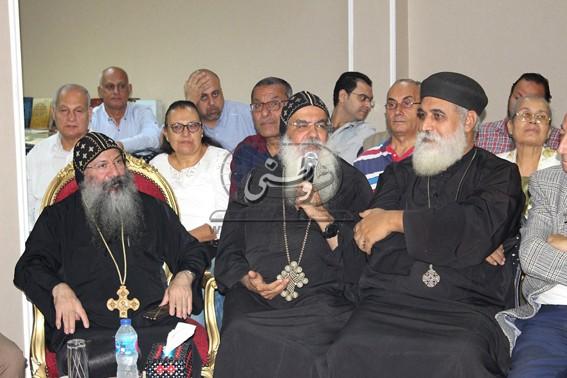 """""""بى لمباس"""" يلقى الضوء على """"العمارة الديرية في مصر"""""""