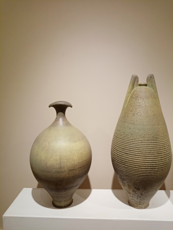 40 عملًا خزفيًا في معرض الفنان محمد مندور