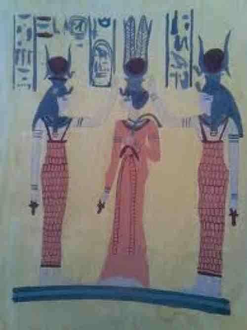 باحث أثري يكشف عن أسباب زهو وثبات الألوان في عهد الفراعنة