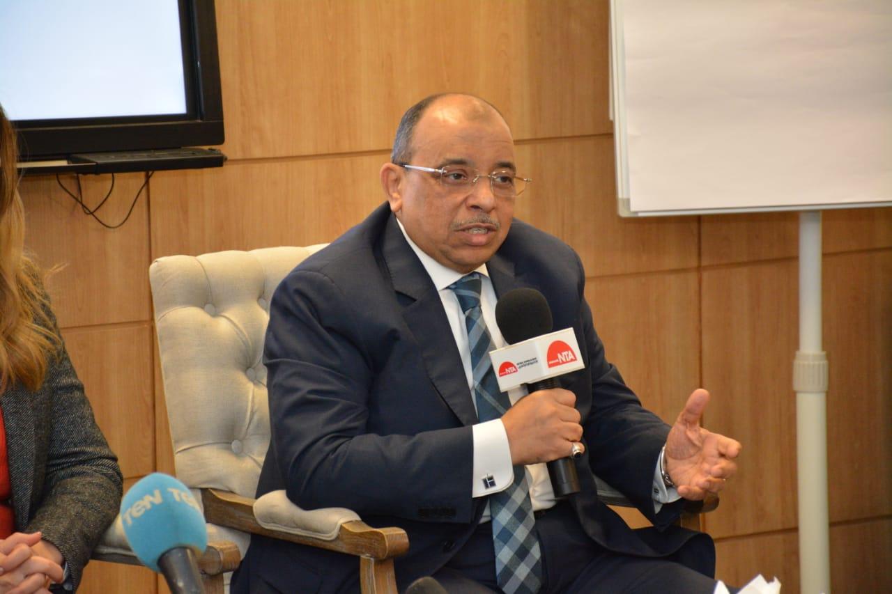 وزير التنمية المحلية: الرئيس السيسي راهن على الشباب والاستثمار فى قدراتهم