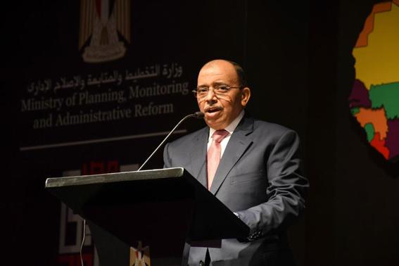 فوز مصر بجائزة الإبداع الإدارى خلال مؤتمر المائدة المستديرة  للجمعية الأفريقية