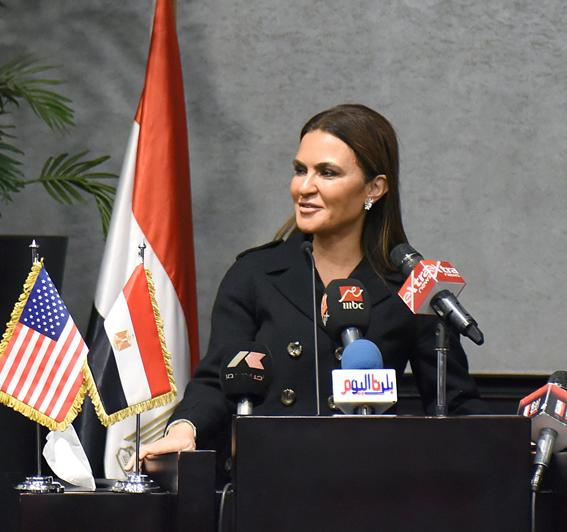 مصر وأمريكا توقعان المرحلة الثانية من اتفاق مبادرة تنمية شمال سيناء بقيمة 6 مليون دولار