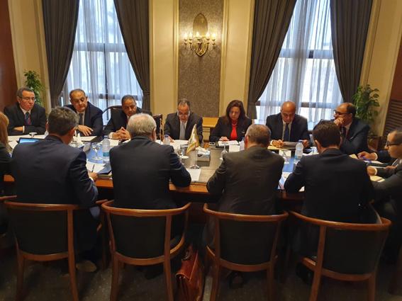 الخارجية تستضيف جولة مشاورات سياسية بين مصر وقبرص