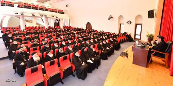 كلمة البابا تواضروس خلال لقاءه بمجمع كهنة الإسكندرية