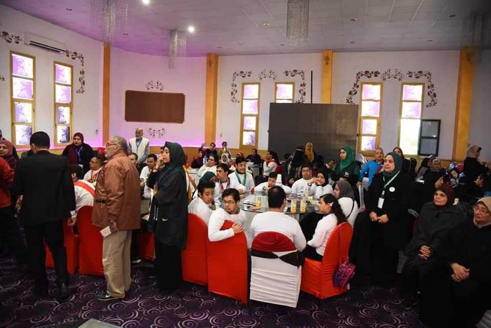 محافظ بورسعيد يشهد مبادرة مؤتمر طاقات خاصة للعمل  لذووي الاحتياجات الخاصة