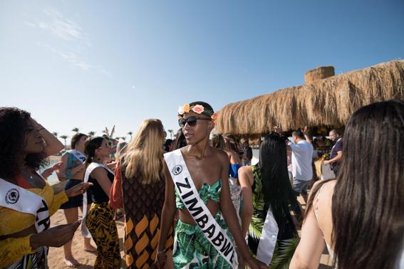 """مهرجان """"توب موديلز"""" الغردقة يساهم في تنشيط حركة السياحة"""