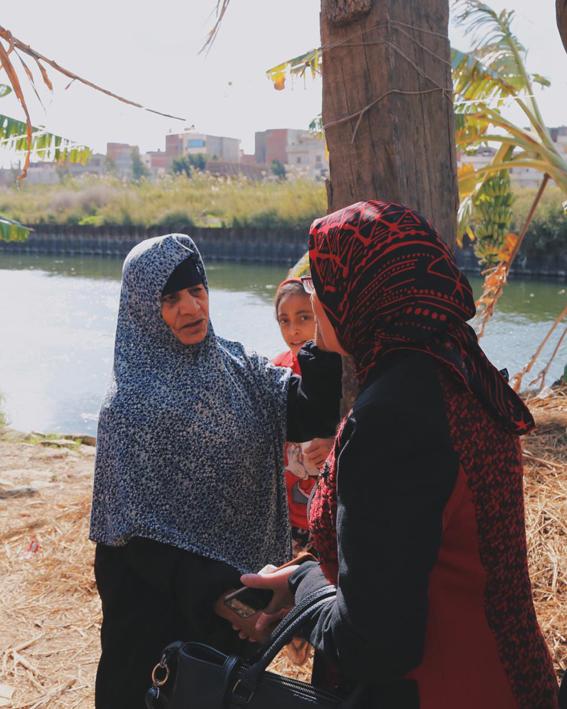 """القومي للمرأة يختتم المبادرة الرئاسية """"مراكب النجاة""""  في البحيرة"""