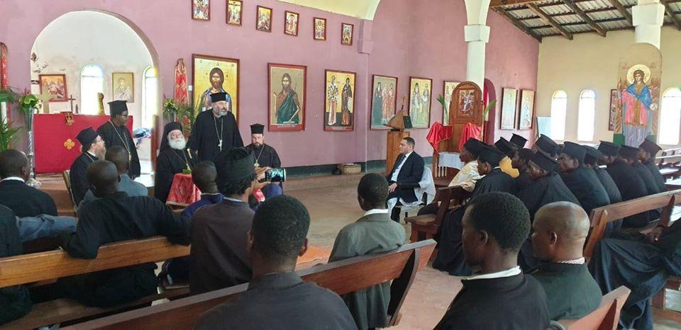 بالصور .. تفاصيل الزيارة الرعوية للبابا ثيوذوروس الثاني الي ملاوي