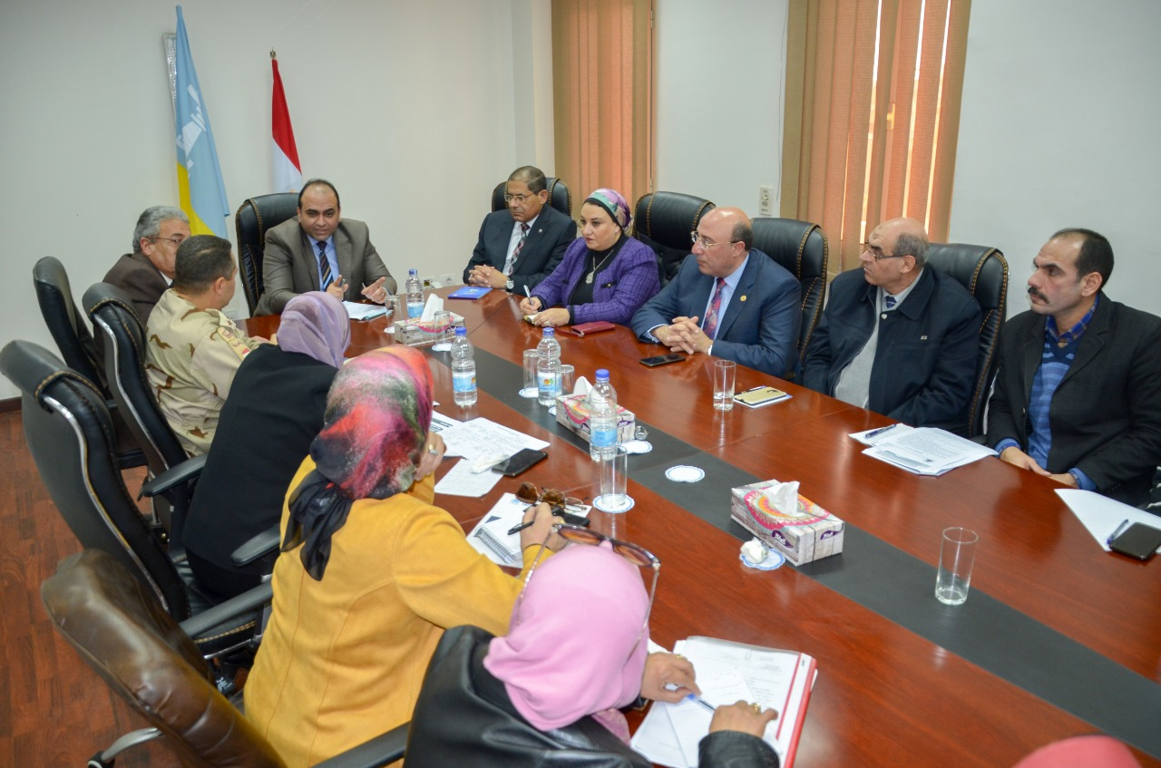 جامعة الإسكندرية تعقد ندوة عن نشر قيم النزاهة والشفافية والتوعية بمخاطر الفساد