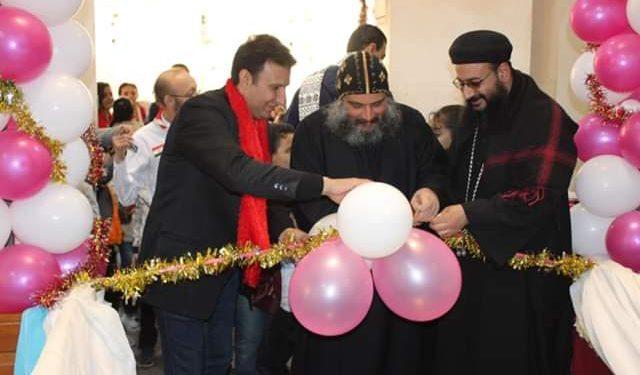 """٢٠٠٠ طفل وطفلة بالحفل السنوي للأطفال بكنيسة """"كرياكوس ويوليطة"""""""