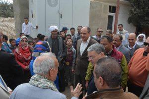 محافظ المنيا: تبني مبادرات للتوعية من خطورة الهجرة غير الشرعية