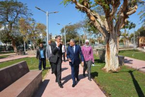"""السفير البريطاني في المنيا : """"مجدي يعقوب"""" بطل مشترك بين مصر وبريطانيا"""