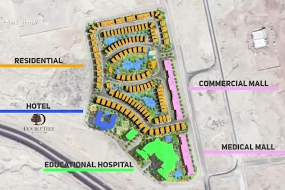 رئيس جهاز الشروق يعلن تفاصيل مشروع المدينة الطبية المتكاملة على مساحة 72.7 فدان