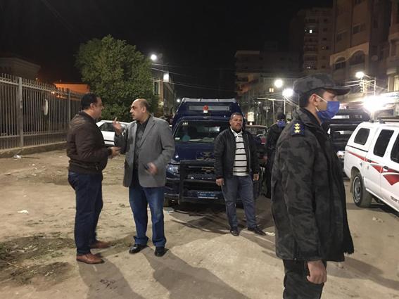 محافظ المنيا : المنياوية ملتزمون بتنفيذ قرار حظر التنقل