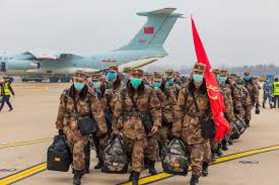 """""""هوشنشان"""".. رمزاً عالمياً للانتصار على """"كورونا"""".. بعد انحساره بـ""""ووهان"""""""
