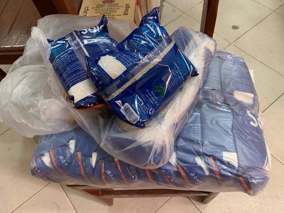 """""""الإنجيلية"""" بسوهاج تطلق مبادرة لتوزيع مواد غذائية على المتضررين من كورونا"""