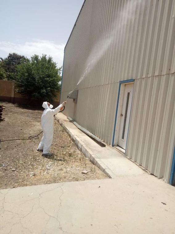 توريد  23 ألف طن من القمح  للصوامع والشون بمراكز محافظة المنيا