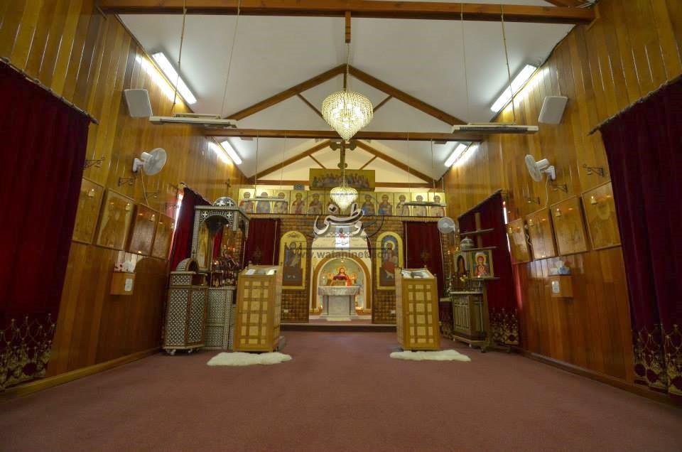 ST. Shenouda Monastery, Australia9